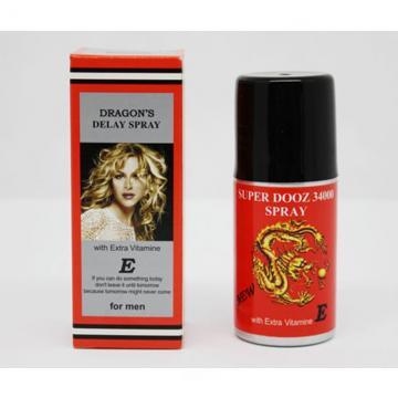 Chai xịt chống xuất tinh sớm rồng đỏ Super Dooz 34000 Spray