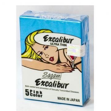Hộp bao cao su Sagami Excalibur 3 chiếc
