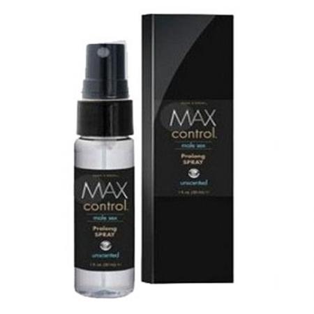 Chai xịt chống xuất tinh sớm Max Control Prolong Spray