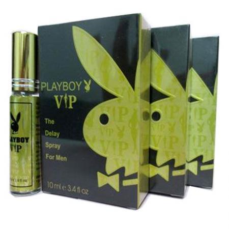 Chai xịt kéo dài thời gian quan hệ Playboy Vip (USA)