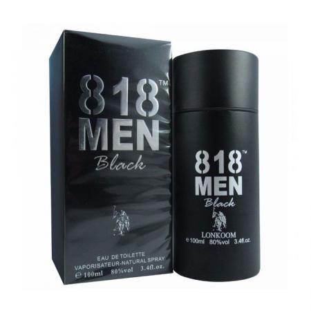 Nước hoa kích thích nữ 818 Men Black