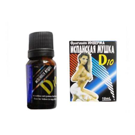 Thuốc kích dục nữ cực mạnh D10 Nga