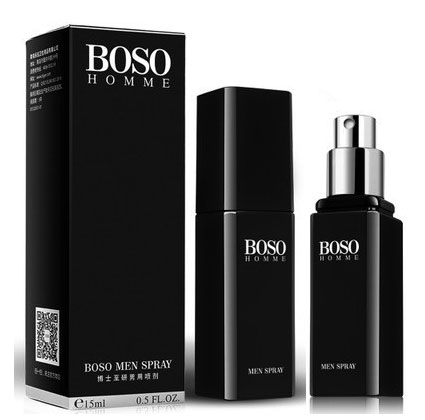 Thuốc xịt kéo dài thời gian quan hệ Boso Homme