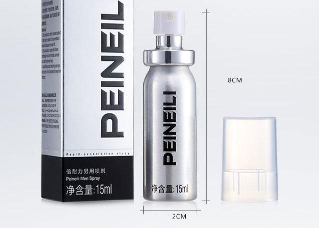 Thuốc xịt chống xuất tinh sớm Peineili