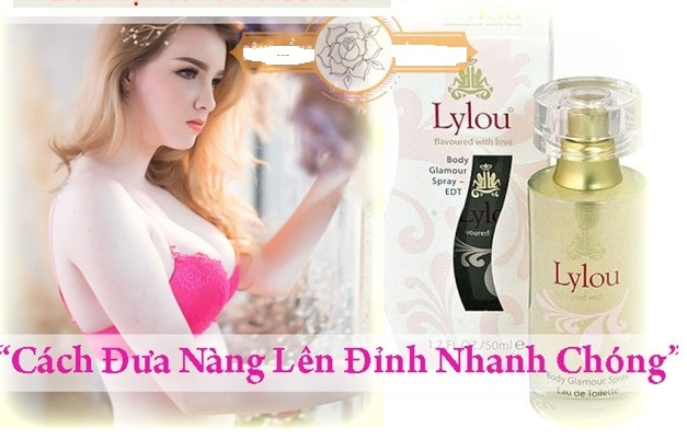 Nước hoa kích thích nữ Lylous cao cấp