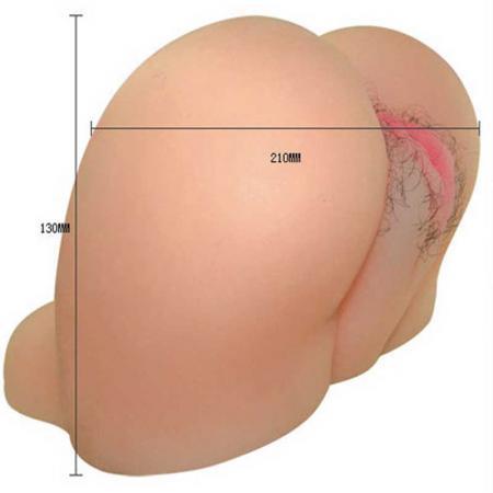 Âm đạo giả hoa hồng dạng mông