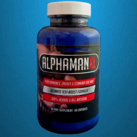 Thuốc tăng kích thước cậu nhỏ Alphaman XL