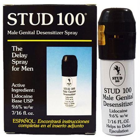 Thuốc xịt STUD 100 kéo dài quan hệ với vợ đến 30 phút